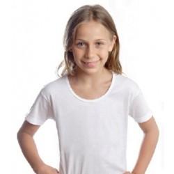 Tshirt bambina manica corta conf. 3 pezzi LEABLE art. 213
