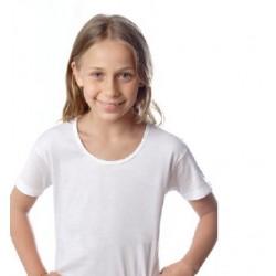 Tshirt bambina manica corta conf. 3 pezzi LEABLE art. 216