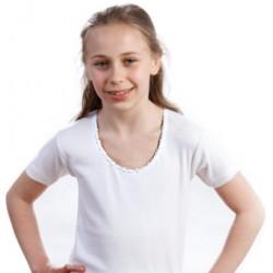Tshirt bambina manica corta conf. 3 pezzi LEABLE art. 240