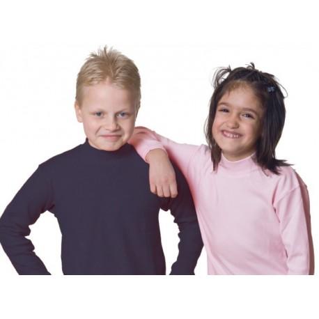 Lupetto bambino unisex manica lunga conf. 3 pezzi LEABLE art. 2026