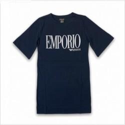 Copricostume con logo Emporio Armani