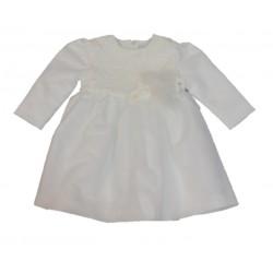 Vestina neonata da cerimonia STELLA art. V318