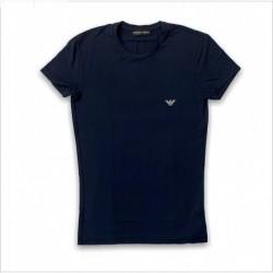 T-shirt con aquila Emporio Armani