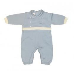 Tutina neonato in lana STELLA art. DD5410