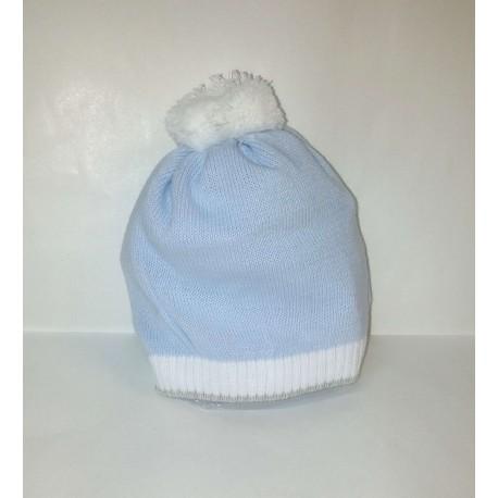 Cappellino neonato in lana LUSIE' art. AC31/71
