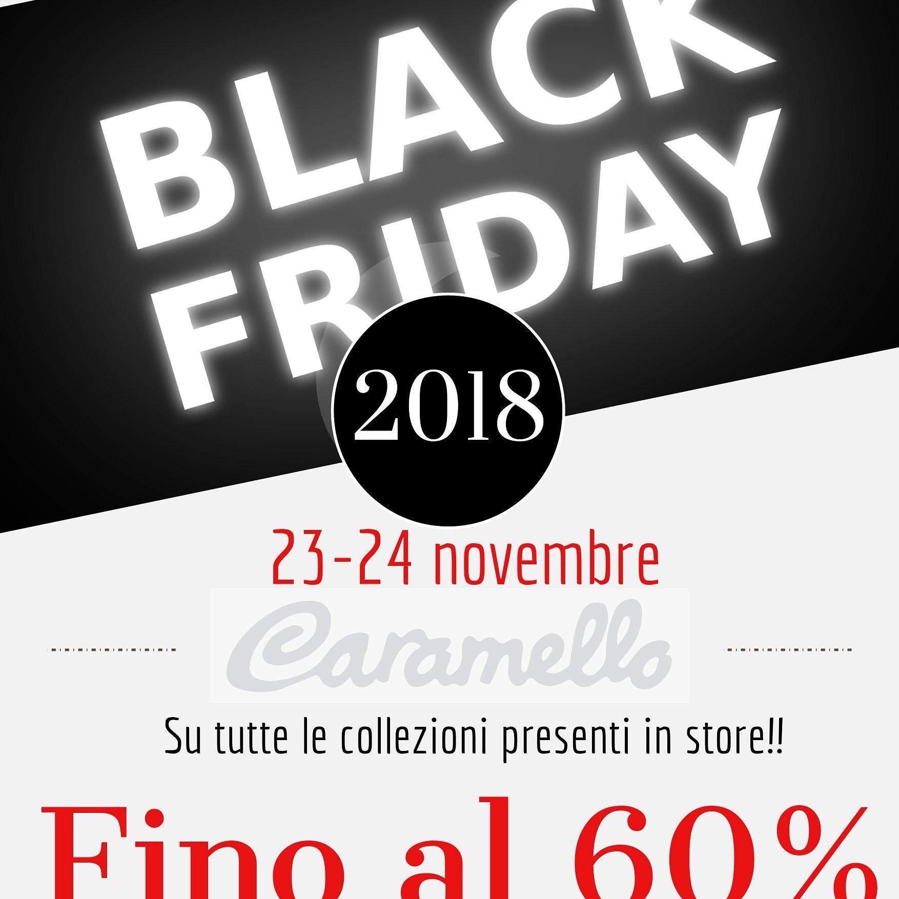Promo Black Friday 2018